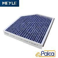 アウディ/ポルシェ エアコンフィルター 活性炭入 アンチバクテリア A4/8K | A5/8T 8F | Q5/8R | マカン | MEYLE製 8K0819439B