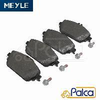 メルセデス ベンツ (フロント ブレーキパッド) W205,S205/C200,C220d | MEYLE製 0084203620