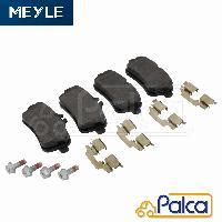 メルセデス ベンツ リア ブレーキパッド W166/ML350,ML350Blue   W166/GLE350d MEYLE製 0074208220