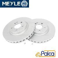 メルセデス ベンツ ( フロント ブレーキローター 2枚 防錆PD品 ) CLA|C117 X117/CLA250 CLA250 4MATIC | GLA|X156/GLA250 4MATIC | MEYLE製