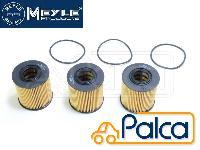 ボルボ オイルエレメント / オイルフィルター 3個セット V40I/1.8 1.9 2.0 | V70I/2.3 2.4 2.5 | XC70I/2.5 | XC90I/2.5 3.0 4.4 | MEYLE製 | 1275810