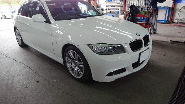 TECH+ - BMW E90 318i DSC警告灯